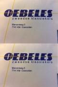 Oebeles Zweedse Klassiekers