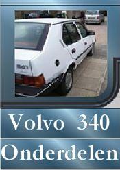 Volvo 340 Onderdelen