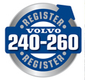 Volvo 240-260 Register